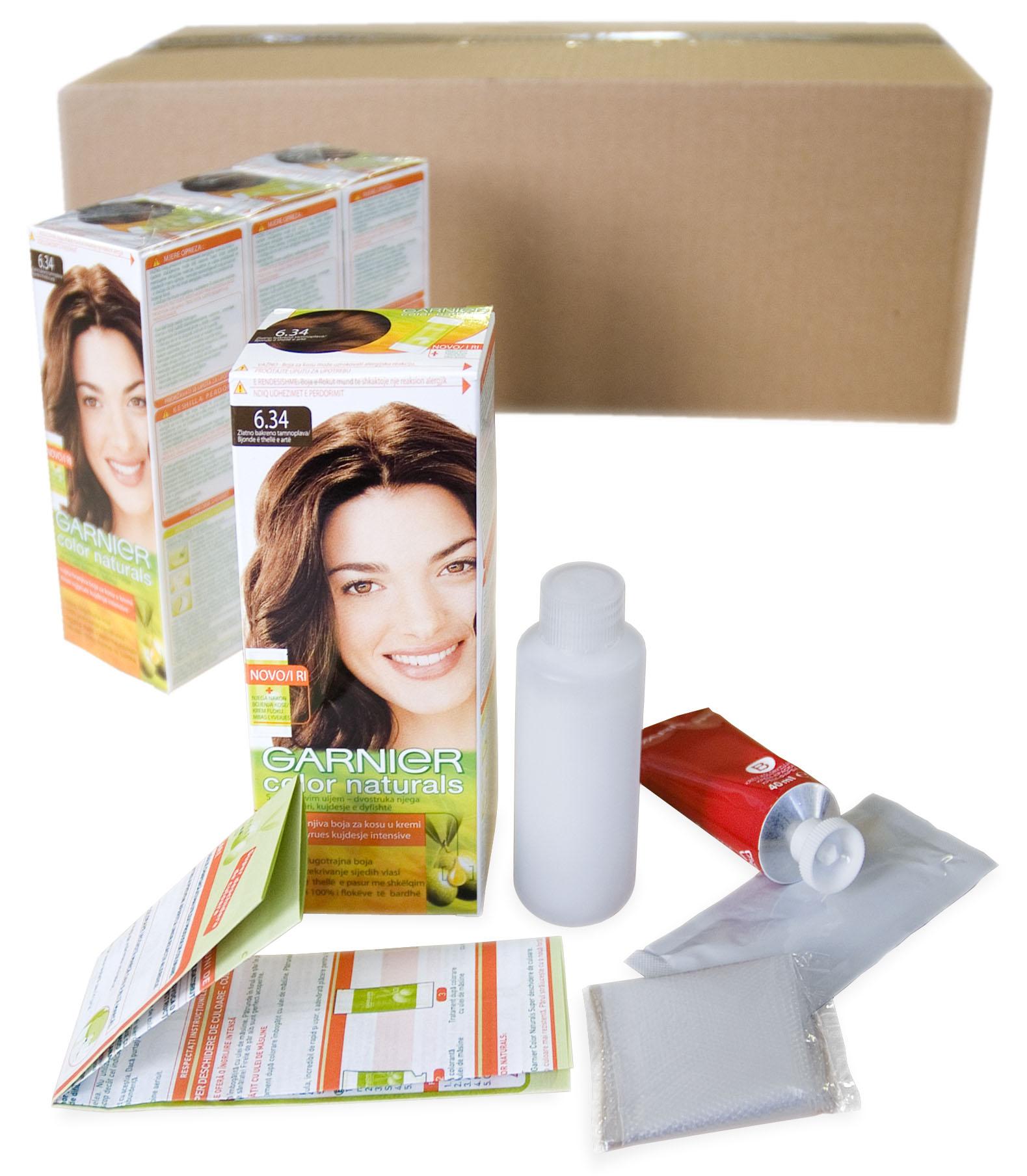 L112 Hv2 Nrt Smp Complete Line For Hair Color Kit Packaging